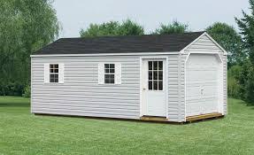 Amish Built Garages in Lancaster PA