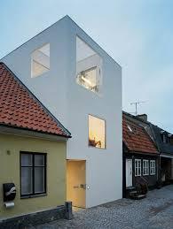 maison de ville suédoise moderne journal du loft