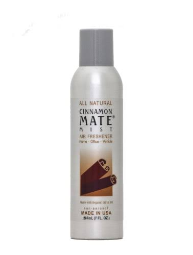 Citrue Mate Air Freshener - Cinnamon Mate Mist, 7oz