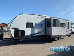 100 Hunting Travel Trailers New 2020 Forest River RV Vengeance Rogue 31V Toy Hauler