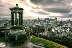 100 Edinburgh Architecture Green And Gray Concrete Building City Cityscape