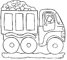 Cars And Trucks Coloring Sheets Pages Of For Kids