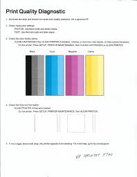 Hp Deskjet Printer Help by Hp Envy 5660 Prints With Horizontal White Blank Lines Acro