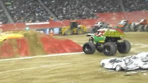 100 Tmnt Monster Truck Jam 2012 Detroit 1 TMNT Freestyle YouTube