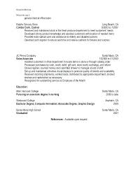 Stocker Resume All Resumes Grocery Store Cashier Templates Sample