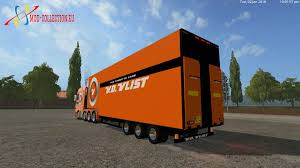 SEMI VAN DER VLIST V1.0 FS 17 - FS 2017, FS 17 Mod / LS 2017, 17 Mod 8 Lug And Work Truck News Dirt 4 Codemasters Racing Ahead Need For Speed Most Wanted Traffic Semi Fire Flaming New Paint Semi Hauler Truck V10 The Best Farming Simulator 2017 Mods Krone Cat And Trailer By Eagle355th V2 Fs15 Euro Robocraft Garage Driver Game Downlaod From 9apps Download 18 Wheeler Game Images Hauling Part Of Wind Turbine Runs Off Bay County Road Smart Driving Games Best Driving Games For Free How To Get A Swat In Pc