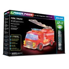 Amazon.com: Laser Pegs Fire Truck 12-in-1 Building Set Building Kit ... How To Use Ez Truck Builder Youtube Zombie Build 5 Fire Truck 1962 Old Timey Fire First Factory Motorized Pumper Build The Clics Engine Toy And Extinguish Any Clictoys Lego City Fire 60002 1500 Hamleys For Toys Games German Vw Trucks Accsories Play T For To A Small Simple Lego Moc 4k Vwvortexcom Future Thread Converting Vintage Firetruck Tatra 148 Tatra Pinterest Photos