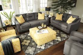 100 Modern Living Room Couches Ashley Forsan Nuvella Gray Sofa Homemakers Furniture In 2019