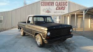 100 Autotrader Classic Truck 1967 Ford F100 For Sale Near Staunton Illinois 62088 S On