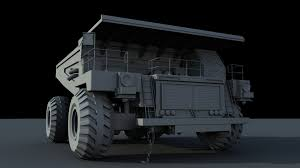 100 Haul Truck Suran Basharati WIP