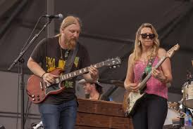 Tedeschi Trucks Band Wheels Of Soul Tour Coming To Tuesdays In The ...