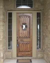 Rustic Exterior Doors Astounding Design 8 Style
