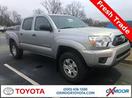 100 Used Trucks Louisville Ky PreOwned 2015 Toyota Tacoma PreRunner 4D Double Cab In