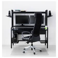 Ikea Computer Desk Hack by Best 25 Ikea Gaming Desk Ideas On Pinterest Ikea Desk Storage