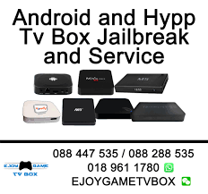 Hypp TV and Android TV Box Jailbreak Service