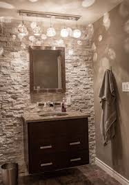 Awesome Decorated Powder Room