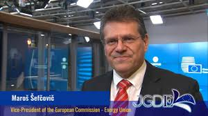 100 Sefcovic Interview Of Maros SEFCOVIC UK YouTube