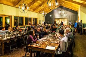 Ahwahnee Dining Room Wine List by Meetings Retreats U0026 Events Rush Creek Lodge
