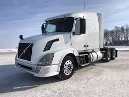100 Volvo Semi Truck 2014 VNL64T630 Starbuck Minnesota Machinery Pete