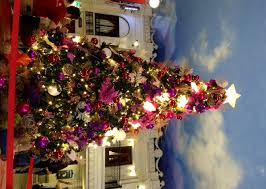 This 15 Foot Christmas Tree Stands At The Center Of Play City Which Was Lit Up As Part KidZania Manilas Paskong Kai Saya Program