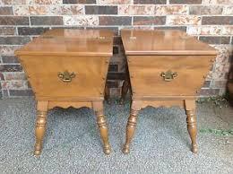 Ethan Allen Liliana Secretary Desk by Grandma Brown U0027s End Tables Ethan Allen Furniture Nutmeg Maple