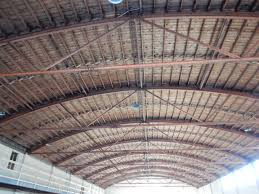 100 Bowstring Roof Truss Reserve Street Armory Northeast Boises Landmark Page 2