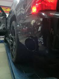 Custom Fabricated Dual Exhaust Tips - 5