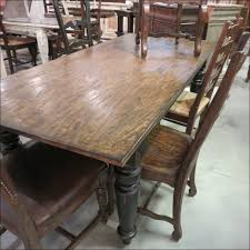 Ethan Allen Dining Room Table Ebay by Furniture Wonderful Rustic Farmhouse Table Ireland Rustic