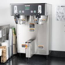 Bunn Iced Tea Brewer Manual Fresh 0000 Brewwise Dual Tf Dbc Voltage Restaurant Supply