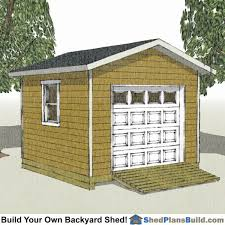 12x12 Storage Shed Plans Free by 12x12 Garage Door Storage Shed Plans
