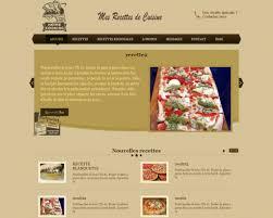 site recette de cuisine site de recette de cuisine intérieur intérieur minimaliste