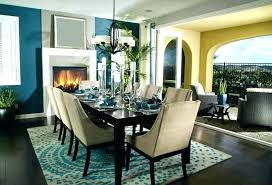 Best Rugs For Dining Rooms Under Room Table Of Well Round Rug