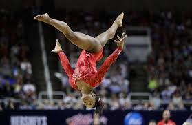 Simone Biles Floor Routine by What Is The Biles Simone Biles U0027 Signature Move Could Make History