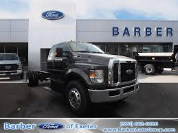 100 Ford 650 Truck New 2019 F750 For Sale At Barber Of Exeter VIN