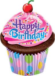 happy birthday cupcake 4