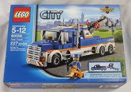 100 Lego City Tow Truck NEW SEALED LEGO 60056 NIB RETIRED Discontinued 227