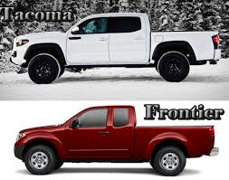100 Toyota Truck Reviews 2017 Tacoma Vs Nissan Frontier S 2019 2020 In