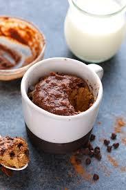 Healthy Chocolate Pumpkin Desserts by Single Serve Healthy Pumpkin Mug Cake With Chocolate Pumpkin