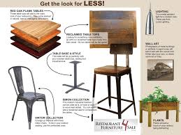 Furniture Restaurant Design On A Budget Get The Look For Less Of