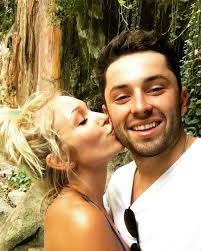 Mayfield Pumpkin Patch by Baker Mayfield And Girlfriend Vacationing In St Lucia