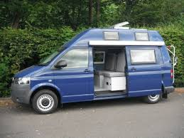Unique Van Conversions Based On Your Specification VW Crafter