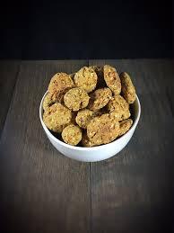 hunde kekse ein leckerli aus möhren haferflocken und