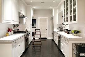 Small Galley Kitchen Design Pictures Cozy Apartment Combines Vintage Flare With Modern