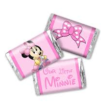 Baby Minnie Mouse Baby Shower Theme by Disney Baby Shower Ideas Baby Ideas