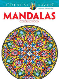 Mandalas Coloring Book By Marty Noble Randall McVey