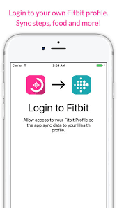 Health Sync for Fitbit Sync Fitbit to Health App on the App Store
