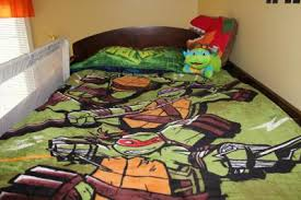 Ninja Turtle Toddler Bed Set by Teenage Mutant Ninja Turtles Sheet Set Walmart Com