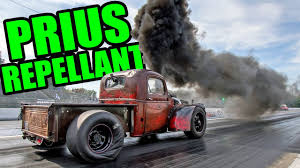 Smokin' Diesel Turbo RAT ROD Pickup -