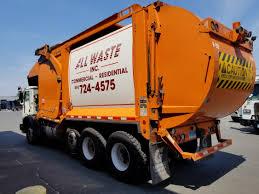 100 Mack Truck Hauler Inventory Item All Waste Inc Connecticut Trash