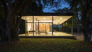 100 Glass Walled Houses Houses